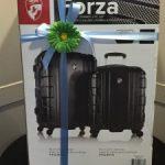 Suitcase prize for October 28th Referral Draw - Regent Avenue Dental Centre - Winnipeg Emergency Dentist