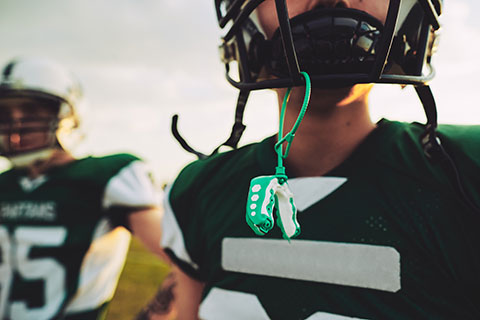 Athletic mouthguard types, benefits, and maintenance explained - Cosmetic Dentist - Dental Clinic Winnipeg - Emergency Dentist Winnipeg - Regent Avenue Dental Centre