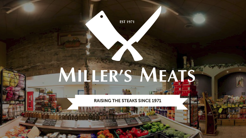 Miller's Meats Prize Package