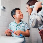 How to get your child to brush their teeth - Pediatric Dentistry - Mouth Health - Winnipeg Dental Clinic - Regent Avenue Dental Centre